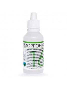 Виоргон-ф 16 (Ригепат) для профилактики воспаления печени