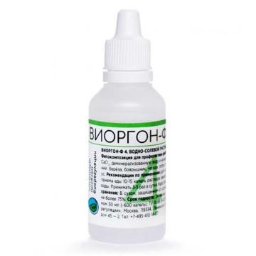 Виоргон-ф 4 (Ридиаб) для профилактики диабета